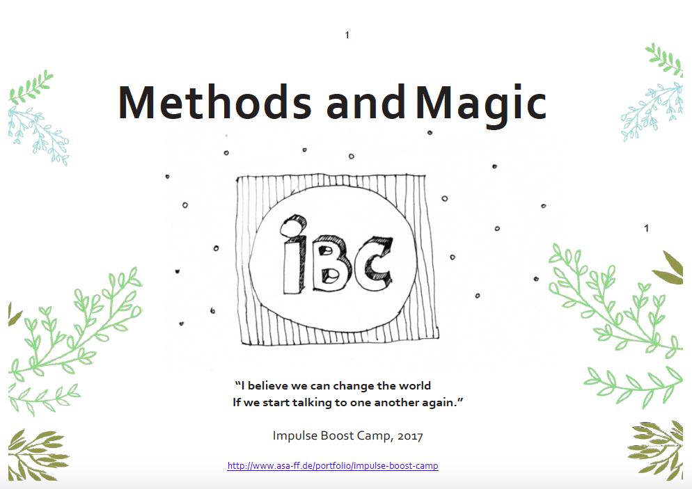 IBC 2017: Ergebnisse imMethodenreader zusammengefasst